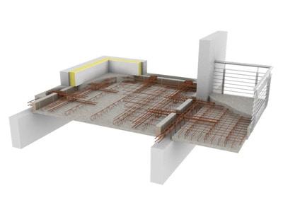 ThermoPrédalle® BA 0,45, pour des bâtiments sains et durables Batiweb