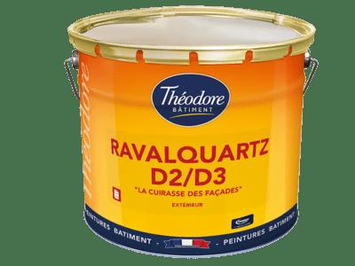 RAVALQUARTZ D2/D3 Batiweb