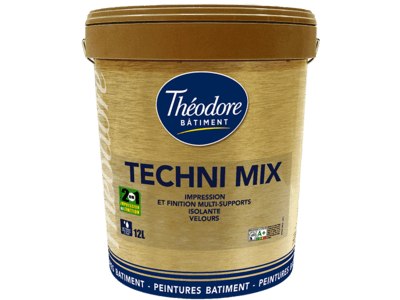 TECHNI MIX Batiweb