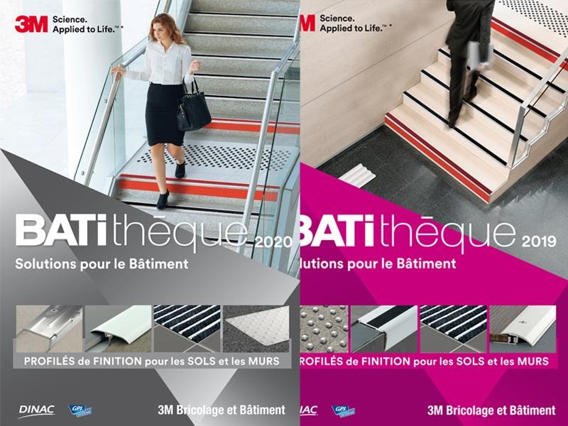 Catalogue BATITHÈQUE 3 M : Solutions pour le Bâtiment - Batiweb