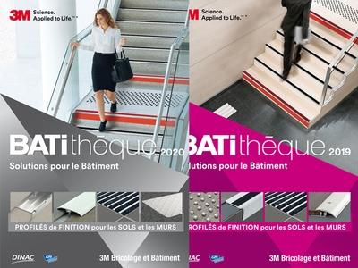 Catalogue BATITHÈQUE 3 M : Solutions pour le Bâtiment Batiweb
