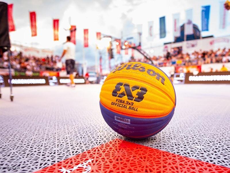 Basket 3X3 : Revêtement de Sol Agréé FIBA - Batiweb