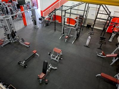Dalle de Sol PVC Fitness & Crossfit Batiweb