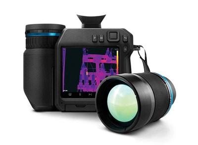 La nouvelle caméra thermique FLIR T860 Gamme EXPERT simplifie les inspections industrielles Batiweb
