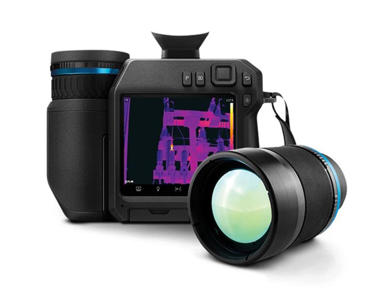 La nouvelle caméra thermique FLIR T860 Gamme EXPERT simplifie les inspections industrielles - Batiweb