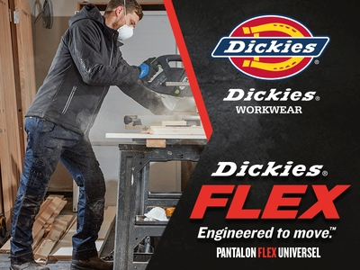 Pantalon Universal FLEX Dickies TR2011 Batiweb