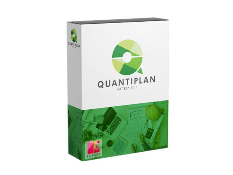 QUANTIPLAN le logiciel de prise de mesures sur plans PDF / DWG - Batiweb