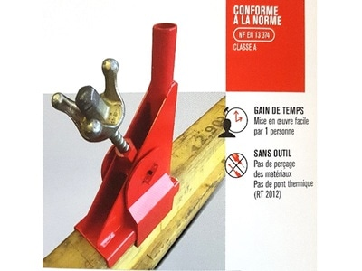 COFR'Etaux, sabot pour poutrelle  en bois Batiweb