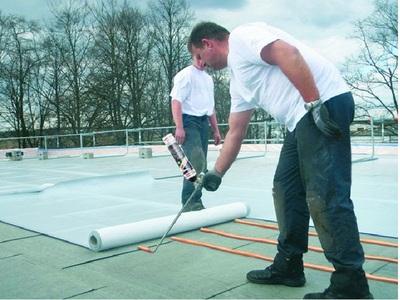 Etanchéité PVC collable - Monarplan GF Batiweb