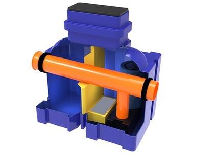 Séparateur d'hydrocarbures hybride Batiweb