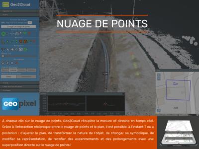 Modélisation - Nuage de points 3D Batiweb