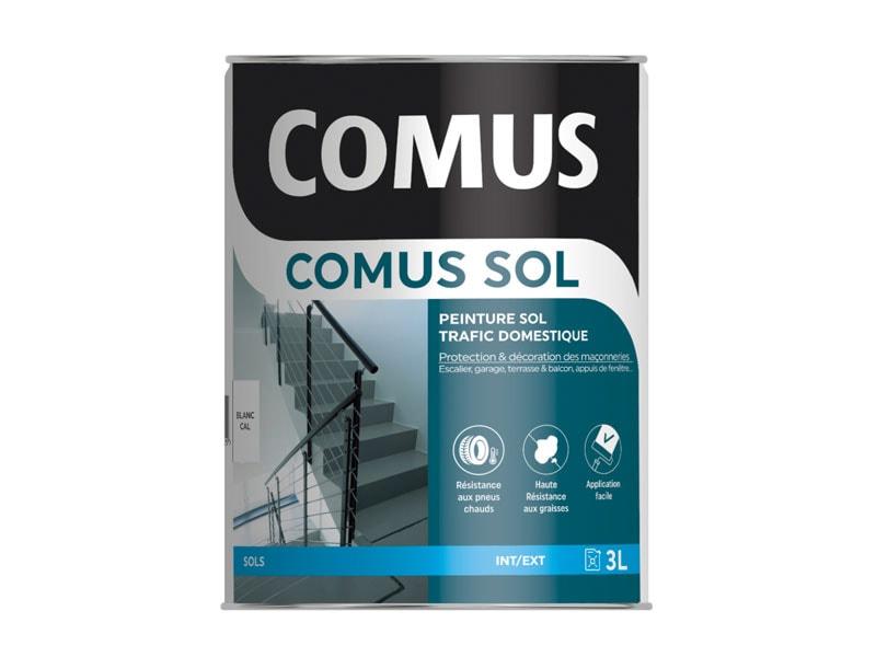 COMUS SOL - Batiweb