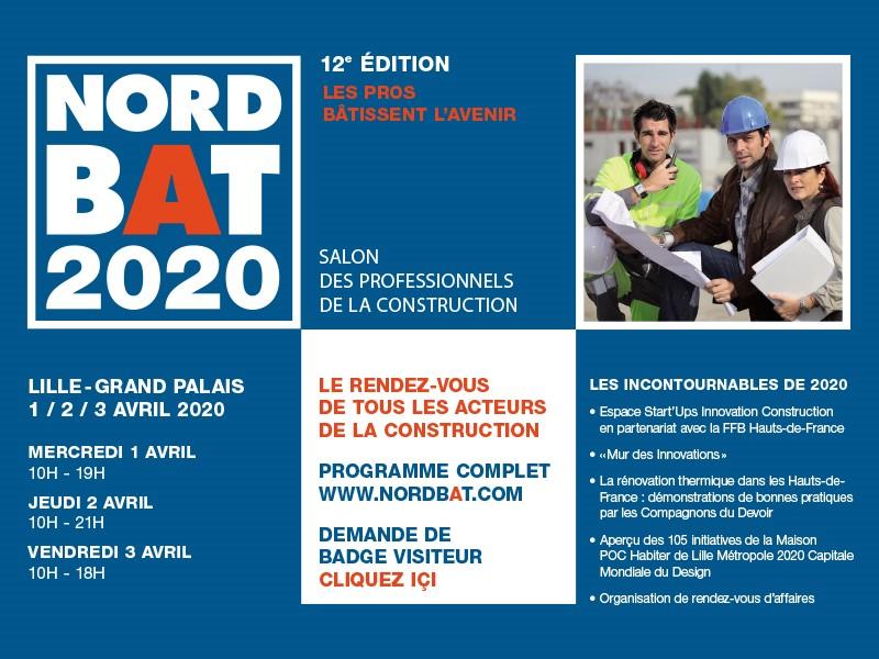 NORDBAT 2020 - Batiweb