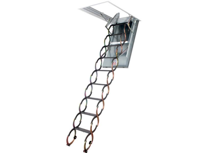 LSF Coupe-feu, escaliers en ciseaux - Batiweb