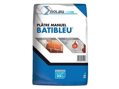 PLÂTRE BATIBLEU Batiweb
