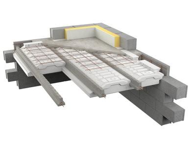 EQUATIO® HAUT DE SOUS-SOL, plancher isolant Batiweb