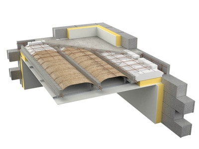 EQUATIO® ETAGE, plancher léger Batiweb