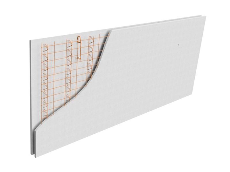 Prémur Rector, le mur préfabriqué à coffrage intégré - Batiweb