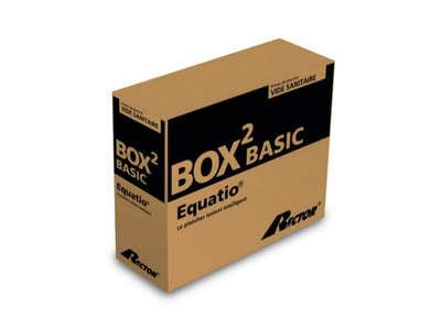 Box 2 basic, isolation conforme RT2012 Batiweb