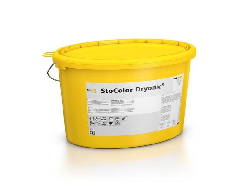 StoColor Dryonic - Peinture de façade qui lutte contre l'apparition des algues et champignons sur vos façades - Batiweb