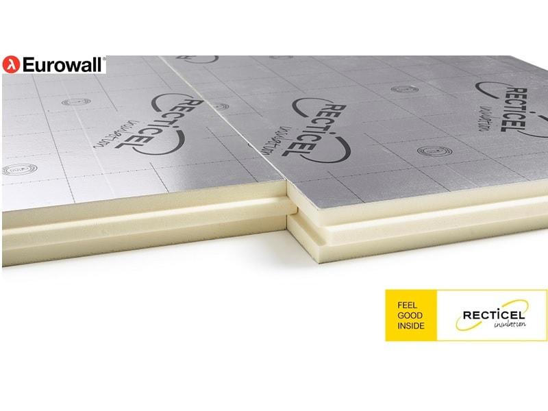 Eurowall®, le panneau ultra-mince sous bardage, en bâtiment résidentiel - Batiweb