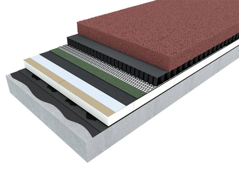 Gestion des eaux pluviales et accessibilité des toitures-terrasses - ROOFTOP DUO™ - Batiweb