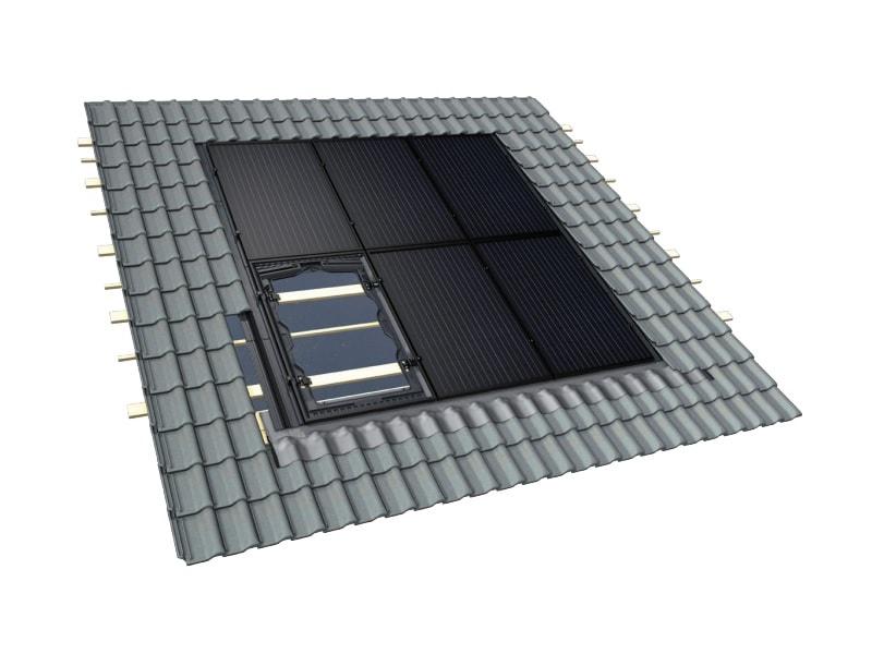 EASY ROOF EVOLUTION,  Le système d'intégration pour modules toutes énergie - Batiweb