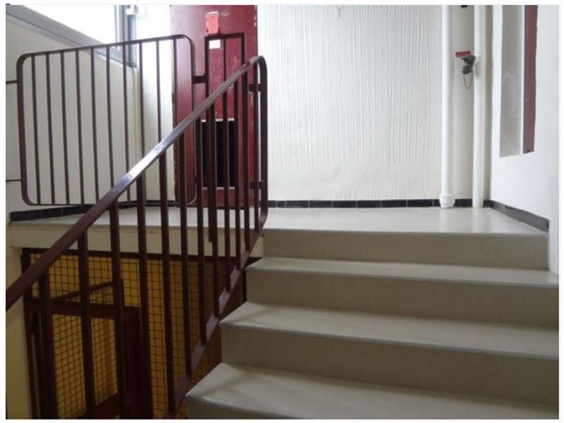 WIGOFLEX, le nouveau sol en caoutchouc coulé sans joint qui répond aux contraintes de la rénovation. - Batiweb