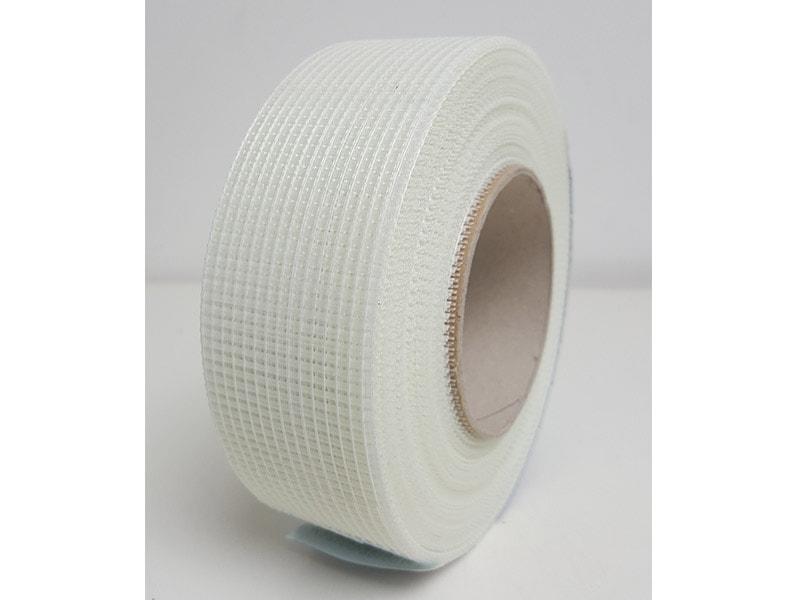 Alltek Tape + Mesh, bande fibre de verre adhésive - Batiweb