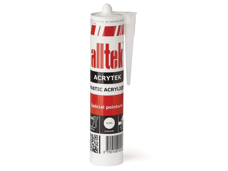 Alltek Acrytek, un mastic acrylique - Batiweb