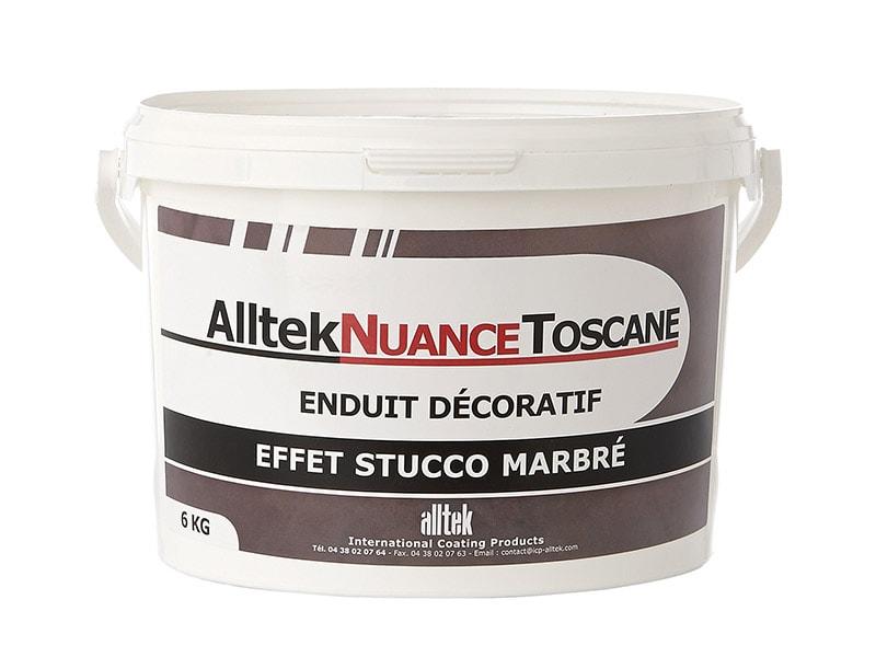 Alltek Nuance Toscane, un enduit décoratif - Batiweb