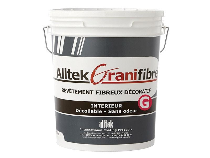 Alltek Granifibre G, un revêtement intérieur décoratif granité - Batiweb