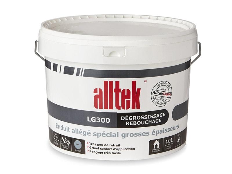Alltek LG300, l'enduit de dégrossissage - Batiweb