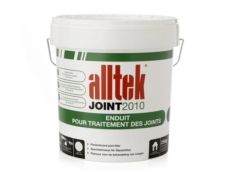 Alltek Joint 2010, l'enduit pour coller, garnir et lisser - Batiweb