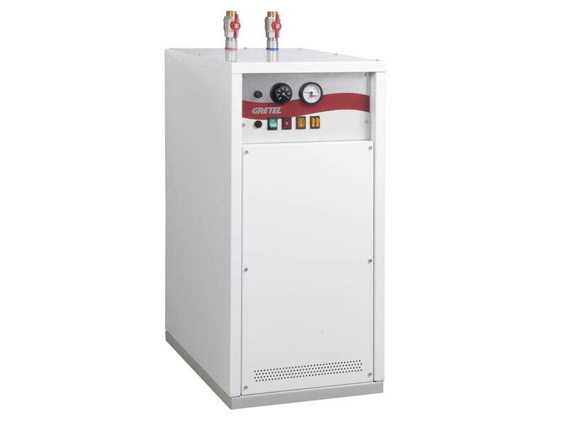 Chaudière électrique au sol S de 6 à 48 Kw - Batiweb