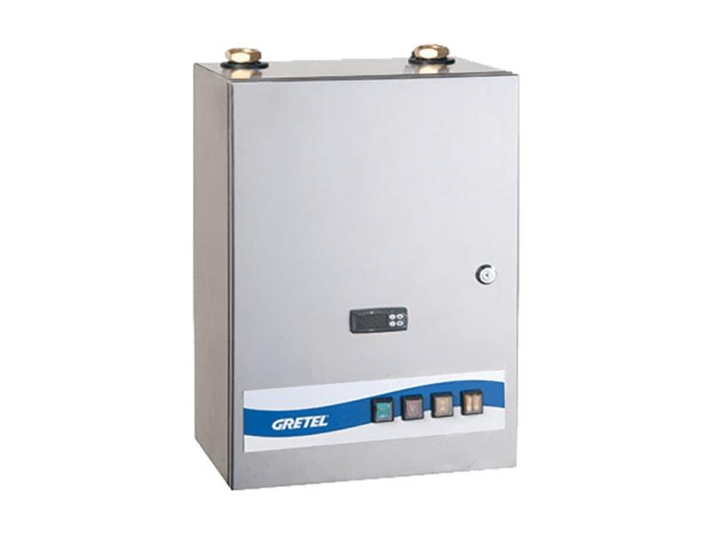 Chaudière électrique industrielle armoire inox KAVEA de 6 à 36 Kw - Batiweb