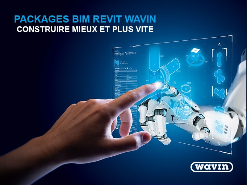 Packages BIM Wavin - Batiweb