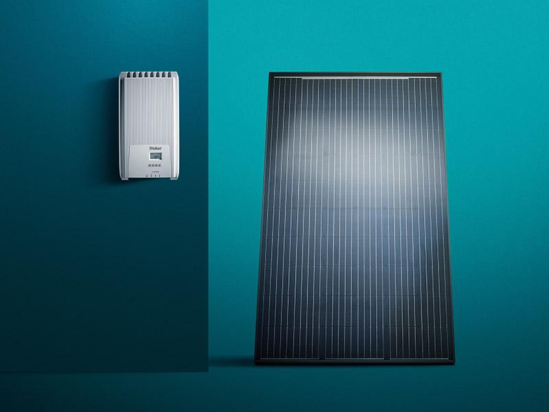 auroPOWER, la solution photovoltaïque complète par Vaillant - Batiweb