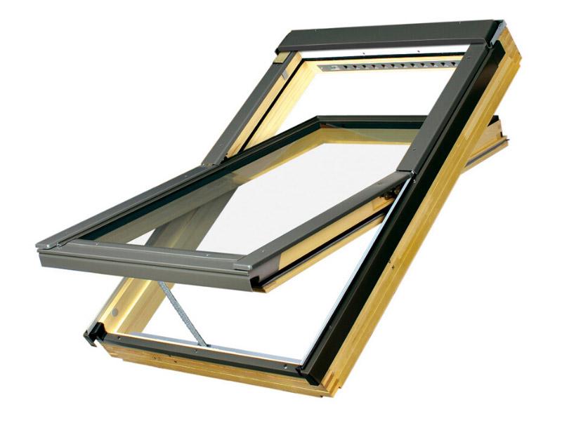 FT_-V, la fenêtre électrique à rotation Z-Wave, WiFi, Solar - Batiweb