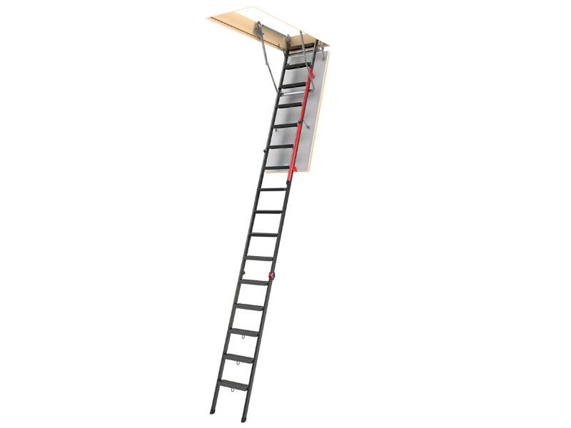 LMP, escaliers escamotable avec échelle métallique pliable - Batiweb