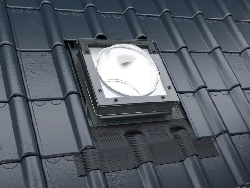 Conduit de lumière FAKRO avec tuyau rigide - Batiweb