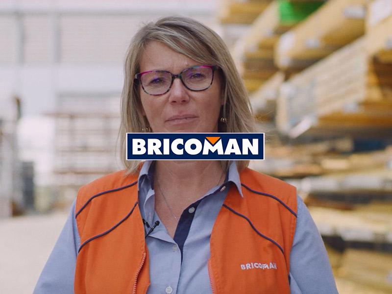 Bricoman à vos côtés - Batiweb
