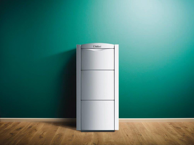 ecoVIT exclusive, la chaudière gaz à condensation au sol - Batiweb