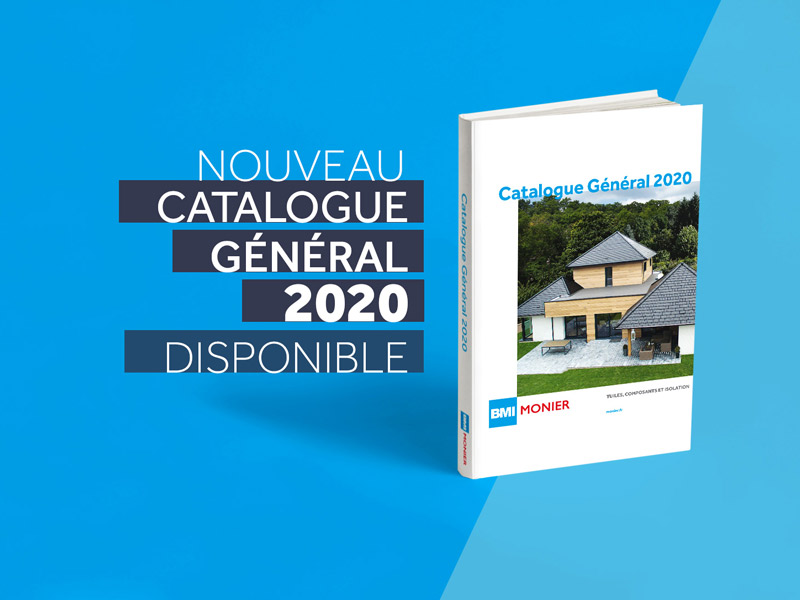 catalogue général BMI Monier : des solutions complètes pour les toits en pente ! - Batiweb