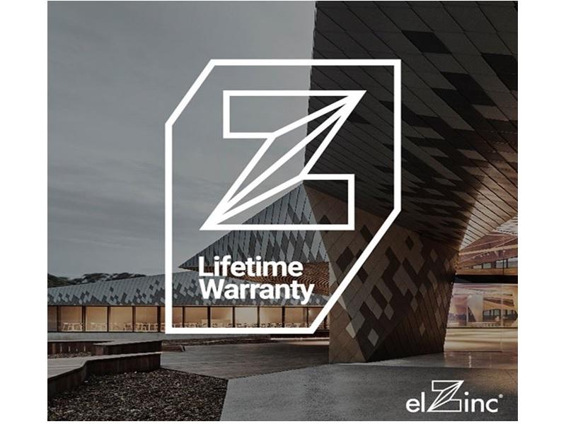 elZinc Alkimi - Une gamme composée d´un zinc naturel et de 5 zinc prépatinés gris pour l´enveloppe des bâtiments - Batiweb
