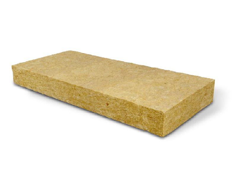 Torock, panneau isolant en laine de roche - Batiweb