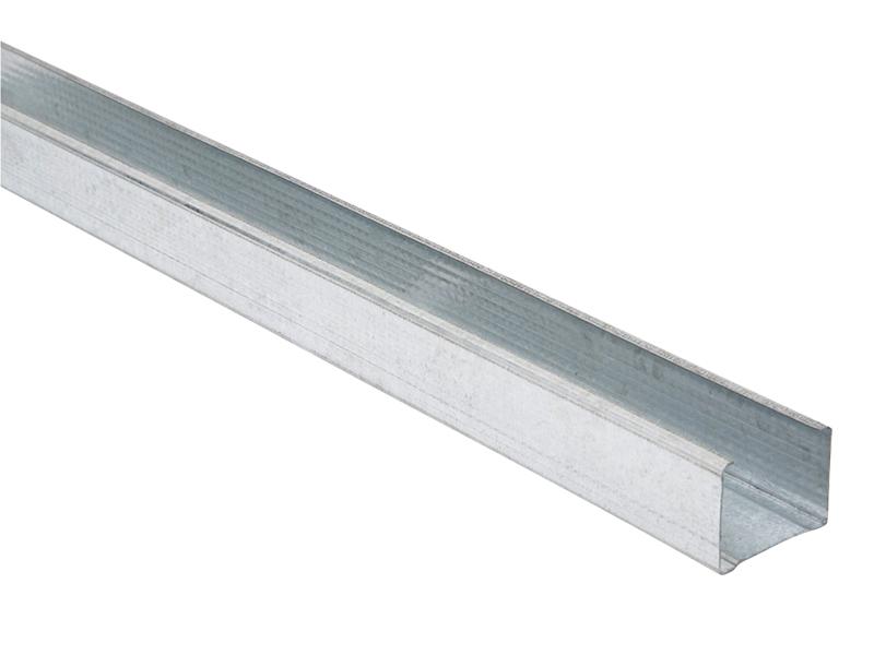 Montant nf de 48/35 mm en 2.5 m ISOLPRO - Batiweb