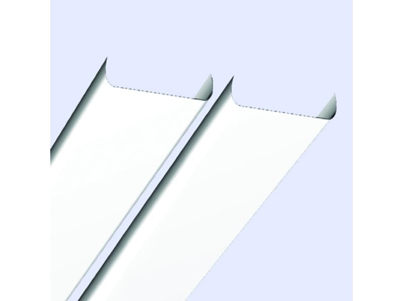 Lame Type R, lame à bords ronds - Batiweb