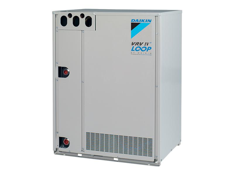VRV W-IV Plus Condensation par eau RWEYQ-T9 - Batiweb