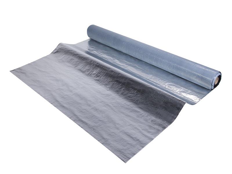 SOLID SD 1500 ALU, Pare-vapeur armé fermé à la diffusion de vapeur d'eau - Batiweb